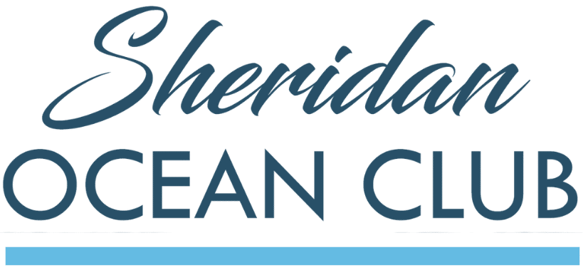 sheridan ocean club logo